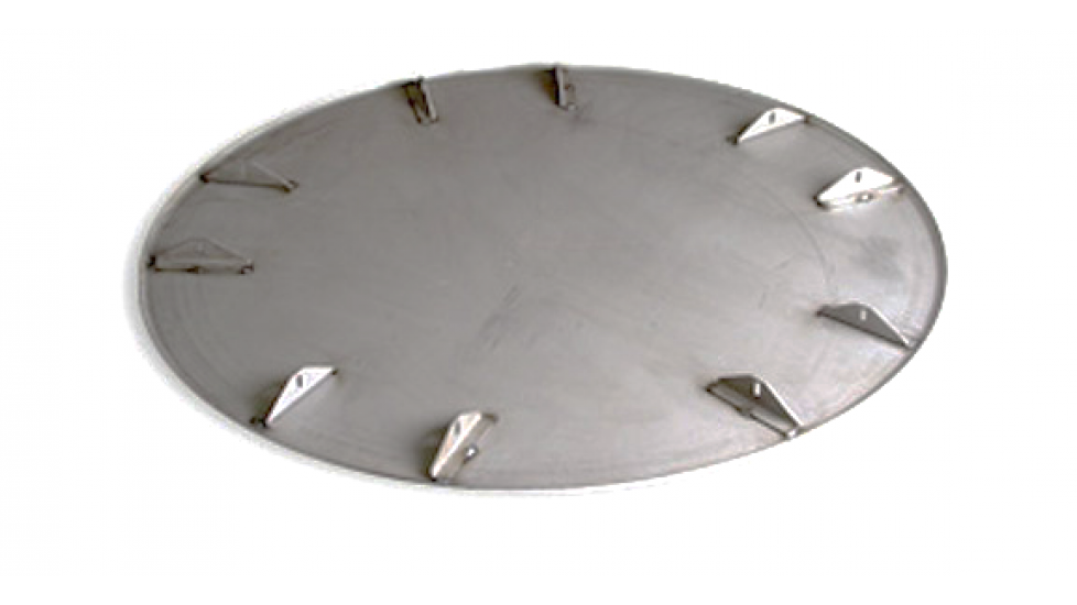Universal Super Flat Pans - USFP465-5S-11G