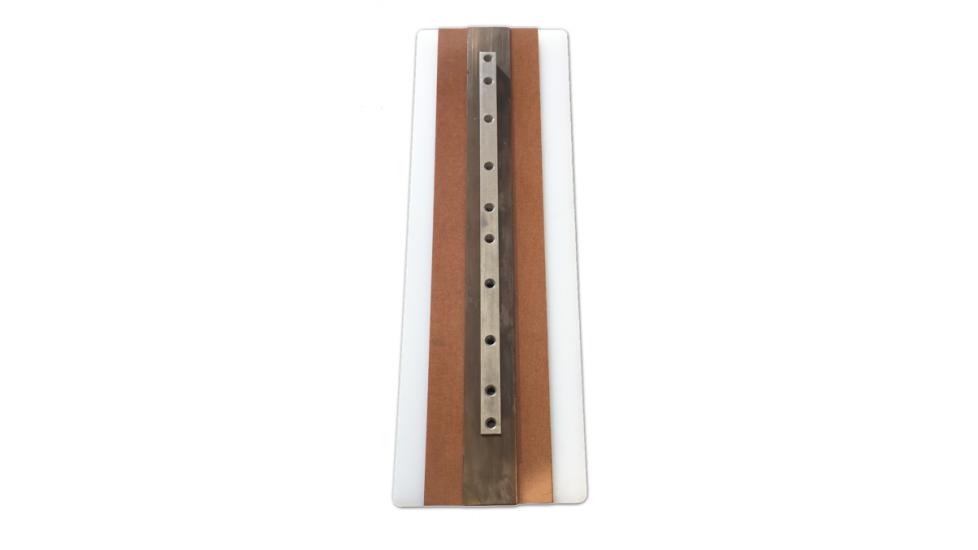 Phenolic reinforced Plastic Finish Blades - TR623375PRP